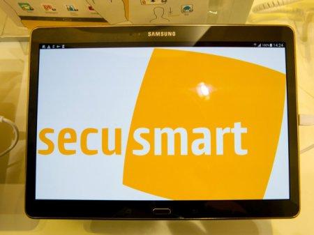 Планшет SecuTABLET  с максимально высоким уровнем безопасности от компании BlackBerry