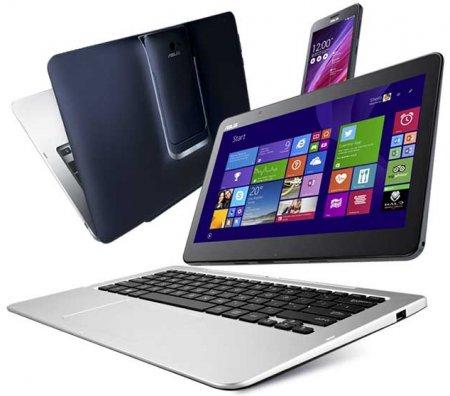 Новый гибридный ноутбук от ASUS  - Transformer Book T300 Chi