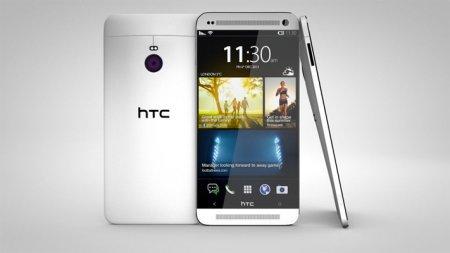 HTC  демонстрирует новый  смартфон One M9 Plus