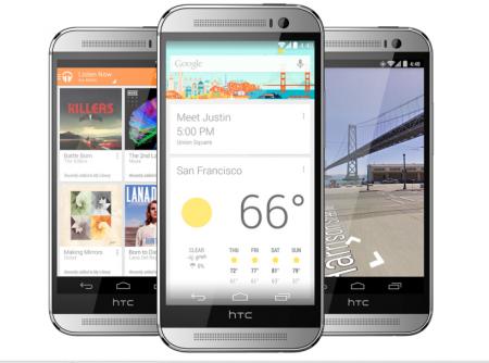 HTC меняет сломанные One M9 на новые бесплатно