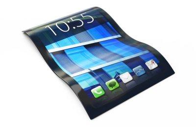 Гибкие смартфоны от Samsung поступят в продажу в 2016 году