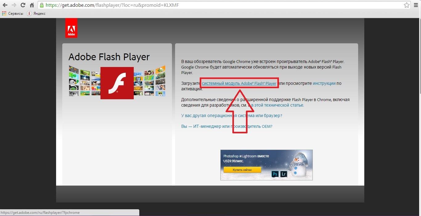 программа flash player скачать