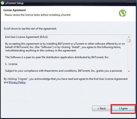 Как установить torrent (торрент)-клиент?