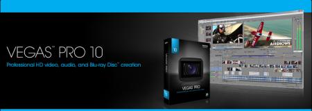 Видеоредакторы Corel VideoStudio Pro и Sony Vegas Pro