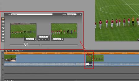 Как замедлять и ускорять видео в Pinnacle Studio?